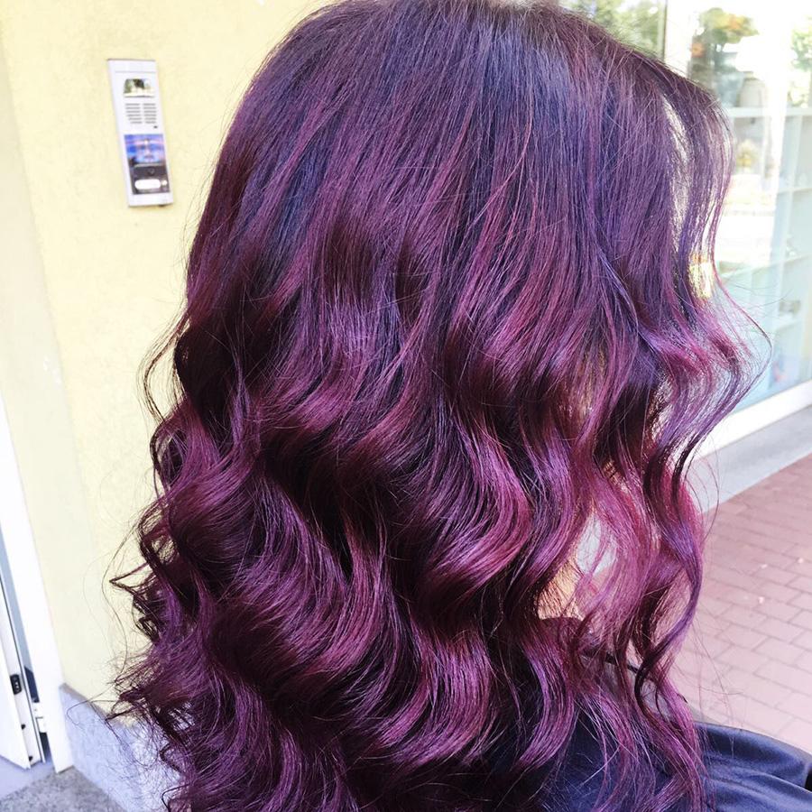 il colore che vuoi sui tuoi capelli